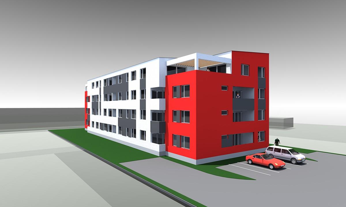 Stambena zgrada Franjevačka 21