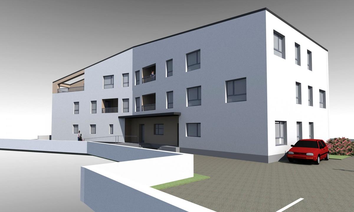 Stambena zgrada Kovačićeva 4