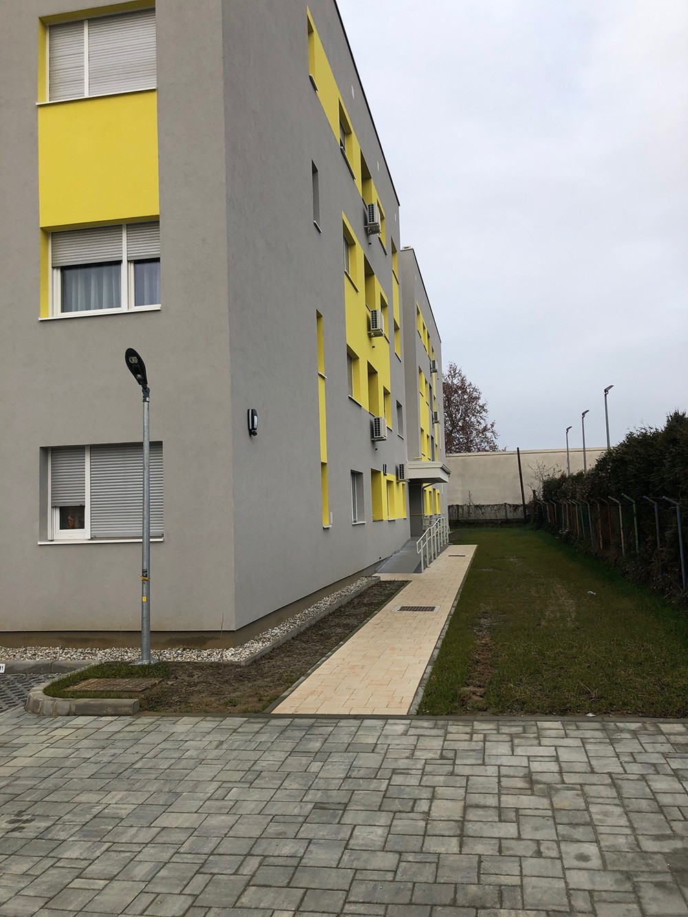 Stambena zgrada: Franjevačka 21